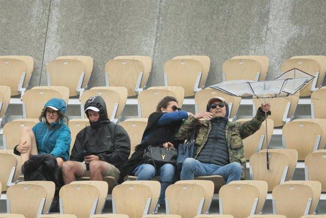 Tenis.- Roland Garros se ve obligado a reducir a 5.000 espectadores su aforo por