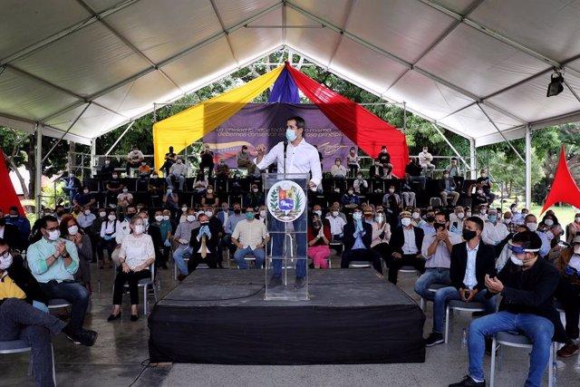 """Venezuela.- Guaidó aplaude que el Grupo de Contacto acredite que """"no hay condici"""