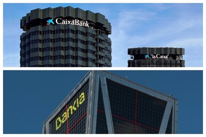 El grup resultant de la fusió de Caixabank i Bankia preveu estalvis anuals de 770 milions