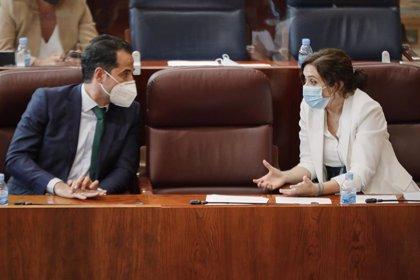 """Aguado señala que la reunión de Sánchez y Ayuso """"no puede esperar"""" a la semana que viene y ve """"urgente"""" acordar medidas"""