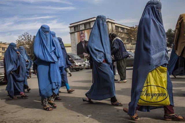 Afganistán.- El presidente de Afganistán aprueba la inclusión del nombre de la m