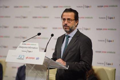 """Fernández-Lasquetty urge una estrategia nacional """"de lucha contra el Covid-19 y financiera"""" convocando el CPFF"""