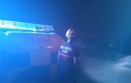 Protección Civil de Lorca rescata a dos senderistas en los últimos tres días