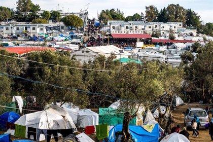 Unidas Podemos quiere que España impulse la reubicación de refugiados de Moria, priorizando a los menores