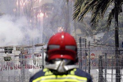 """Pirotécnicos reivindican la celebración de las fiestas locales en formato """"familiar"""""""