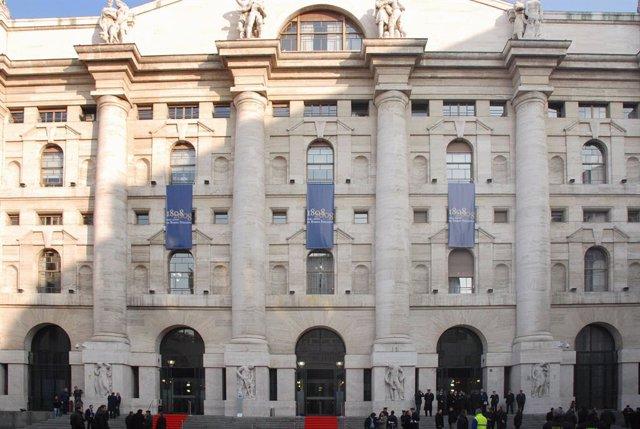 R.Unido.- La Bolsa de Londres negocia en exclusiva con Euronext la venta de la B