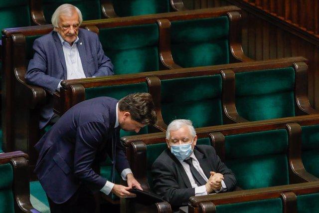Polonia.- La coalición de Gobierno en Polonia, al borde del colapso por diferenc