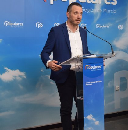 """El PP pide la comparecencia de Vélez en la Asamblea """"ante el descontrol en la llegada de inmigrantes"""""""