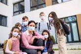 Foto: Los grupos burbuja y el estigma del positivo en el colegio