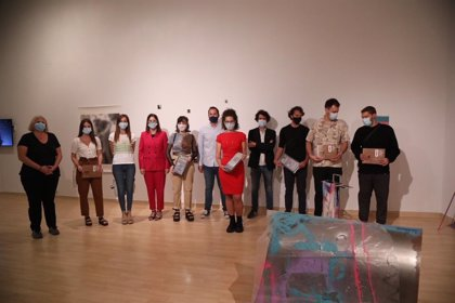 La Muestra Joven de Artes Visuales MálagaCrea entrega premios de la edición 2020 y potencia el arte emergente