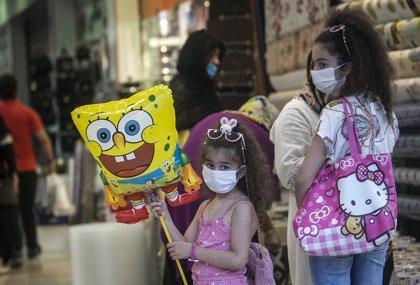 Irán supera los 3.000 contagios diarios de coronavirus por primera vez desde principios de junio