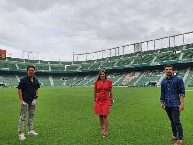Fútbol.- El Elche CF apuesta por Docuten para digitalizar el club y hacerlo más