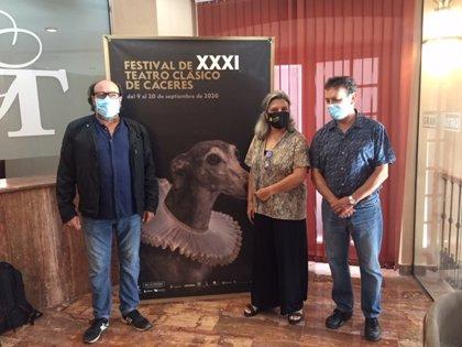 El Festival de Teatro Clásico de Cáceres llega a su fin con dos obras de Shakespeare: Romeo y Julieta y Ricardo III