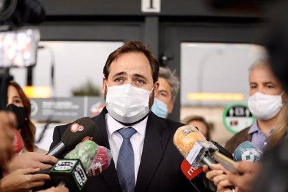 """Núñez ve """"una excusa"""" la petición de Ruiz de reprochar a Guarinos y le pide """"arrimar el hombro contra la ocupación"""""""