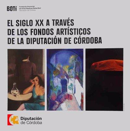 El Centro Botí acoge en Córdoba la tercera sesión de 'El siglo XX a través de los fondos artísticos de la Diputación'