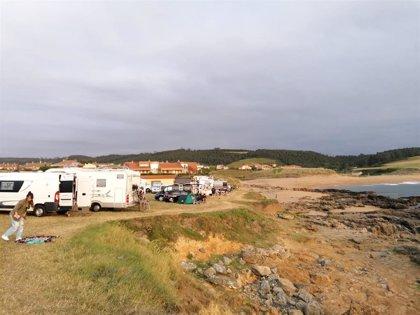 """Almeida (Otea), sobre las autocaravanas en Asturias: """"Tenemos que convertir a esos viajeros en turistas"""""""