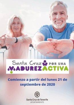 Cartel del programa 'Madurez activa'