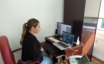 Las ayudas de la Junta frente a la covid permiten al Ayuntamiento de Jimena reforzar personal de limpieza y seguridad