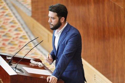 Cs rechaza acudir a la Mesa de Más Madrid para acordar una moción de censura contra Díaz Ayuso