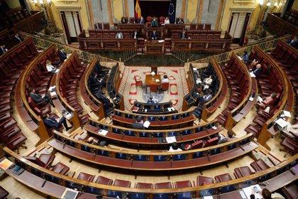 El Congrés veta el debat d'una moció de la CUP per retirar el títol de rei emèrit a Joan Carles I