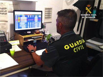 Tres detenidos en Alicante por pedir préstamos y dar de alta contratos falsos a nombre de otras personas