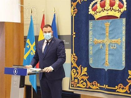 AMPL.- El Principáu declara l'alerta naranxa en Llaviana