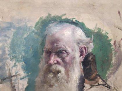 El Museo Casa Pedrilla de Cáceres recuerda al pintor José Bermudo Mateos en el centenerio de su muerte