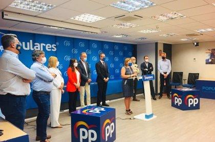 El PP constituye en el Senado un grupo territorial de la Comunitat Valenciana con Alberto Fabra como presidente