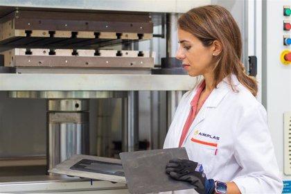 Aimplas investiga nuevos métodos de reciclado de materiales compuestos para reducir residuo en la industria aeroespacial