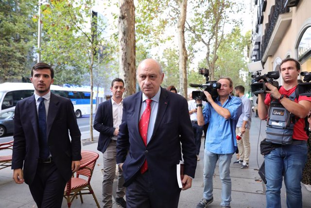 El PP abrirá expediente informativo al exministro Jorge Fernández tras ser citad
