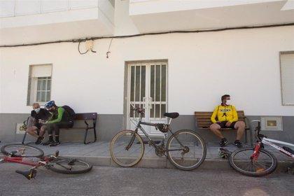 La Ruta Jacobea recibe este año un 25% de los peregrinos habituales en Aragón