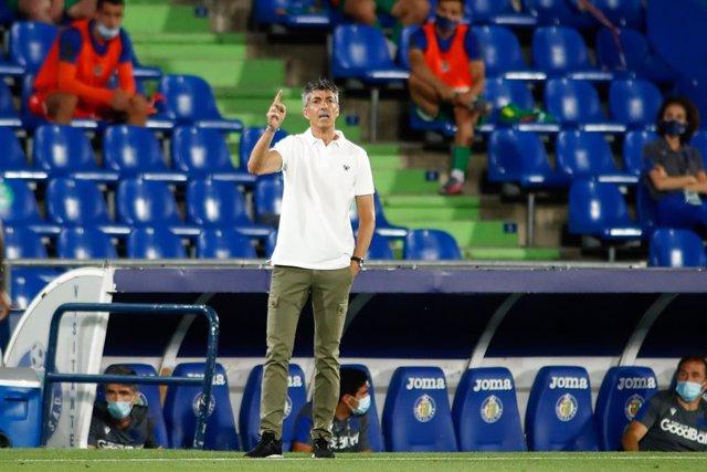 """Fútbol.- Alguacil: """"El Madrid vendrá con las orejas tiesas, ya les hemos ganado"""""""