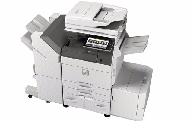 Sharp actualiza su 'firmware' para evitar tener que tocar las impresoras