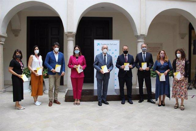 Presentación del programa educativo del Museo Carmen Thyssen de Málaga