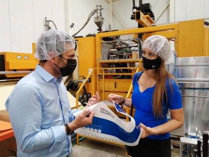 La Junta respalda el crecimiento de la empresa Plásticos Hita en Escúzar (Granada)
