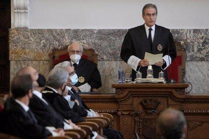 El presidente del TSXG reclama leyes para agilizar los procedimientos tras un aumento de casos del 10%