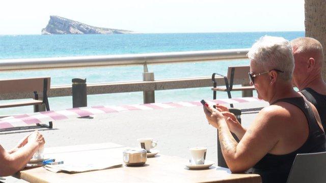 Benidorm es una de las zonas que atrae a turistas portugueses