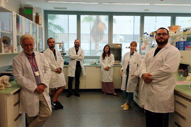 Investigadores de la UMA