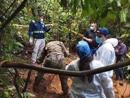 Panamá.- La Fiscalía panameña investiga la posible relación de una secta con una fosa común