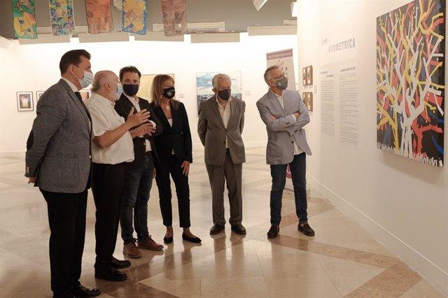 Huelva.- Una exposición del artista peruano Álvaro La Rosa abre el OCIb 2020