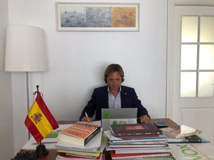 Campos y Rodríguez demandan a Galán, aspirante en los comicios internos de Vox, y le acusan de mentir