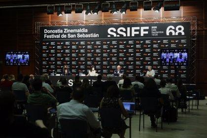 """Woody Allen dice que le """"rompe el corazón"""" no poder estar en San Sebastián por la """"horrible pandemia"""""""