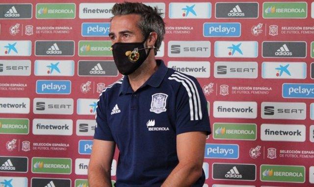 """Fútbol/Selección.- Jorge Vilda: """"Cada partido es determinante y así nos lo tomam"""