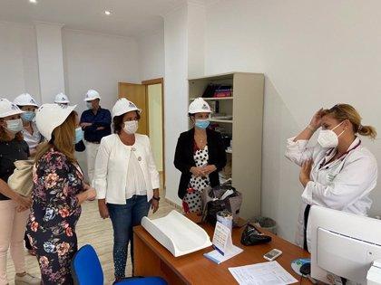 La Junta destina 125.000 euros a la reforma y ampliación del Centro de Salud de Jabalquinto