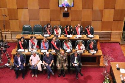 La Junta de Portavoces no llega a un acuerdo sobre el acto de entrega de distinciones de Zaragoza