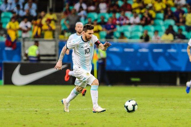 Fútbol.- Messi, convocado con Argentina para los partidos ante Ecuador y Bolivia