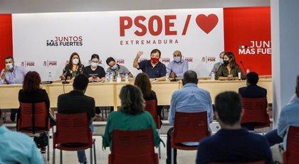 """El PSOE invita a todos a sumarse a su proyecto de """"estabilidad"""" y pide al PP dejar las """"chorradas"""" sobre las mascarillas"""