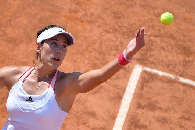 """Tenis/Roma.- Muguruza: """"Estoy contenta por haber encontrado mi juego"""""""