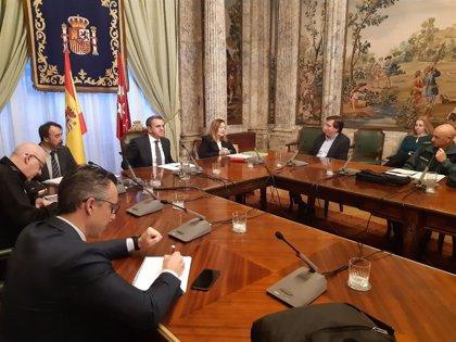 Delegación de Gobierno, Consejería de Interior, 112 y FCSE se reunirán el domingo para coordinar el plan de seguridad