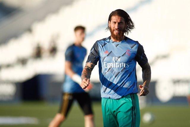 """Fútbol.- Sergio Ramos: """"Queremos empezar bien para mandar un mensaje al mundo"""""""